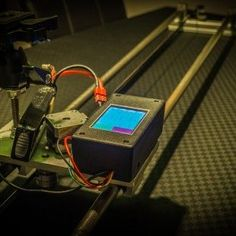 Camera Slider – Controlled by Arduino