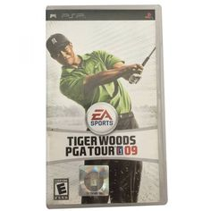 Juego PSP Tiger Woods PGA Tour 09 - Juegos de Consola - TV, Consolas y Juegos - Tecnología - Sensacional