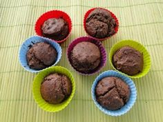 Mis+Recetas+Anticáncer:+Cupcakes+de+estevia+y+chocolate