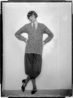 1925, Madame d'Ora