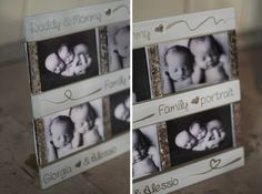 PHOTOFRAME Processing technique: Glass melting - Color: White, Silver