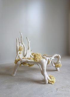 Eric Klarenbeek, de Nederlandse designer die 3D-print met schimmel   The Creators Project