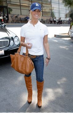 Lets All Be Casual And Fashionable Like Jessica Simpson Jessica Ann Fashion Models Love