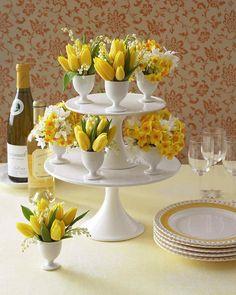 Tiered Bouquets | Martha Stewart