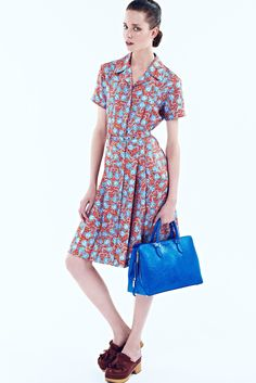 tessa bennenbroek for rochas resort 2014 | visual optimism; fashion editorials, shows, campaigns & more!