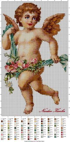 Cupid 3 Another adaptation work from an old illustration!
