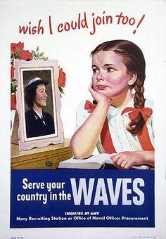 Military Recruitment | American Women, World War II