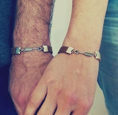 Love Arrow, Matching Couple Bracelets, His and Hers, Lovers Bracelet, Couples… Bracelet Tom Hope, Bracelet Couple, Bracelet Love, Matching Couple Bracelets, Couple Jewelry, Matching Couples, Bracelets For Men, Leather Bracelets, Jewelry Bracelets