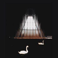 Architektur in Doppelbelichtung von Denisa Balaj (Internet Journal ETODAY)