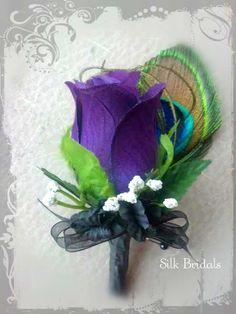 Peacock Rose