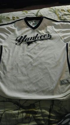 New York #Yankees True Fan Series #MLB Jersey Shirt Xl Ny from $25.0