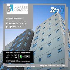 Constitución comunidad de propietarios. https://alvarezabogadostenerife.com/?p=15120 #comunidadpropietarios #abogados #tenerife