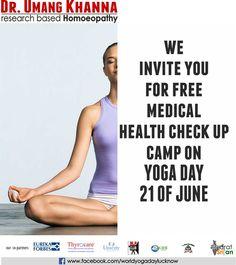 World Yoga Day, Medical, Health, Health Care, Salud, Medicine