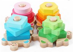 Adaptable Kids Toys Puzzle Enfant Wood Puzzle Size 11*11cm 3d Puzzle Jigsaw For Children Baby Cartoon Animal Puzzles Diy Educational Toy Toys & Hobbies