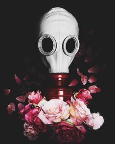 Sorry if that question I asked last scared you a bit like a hazmat in a gas mask.Lane Boy by tøp Gas Mask Art, Masks Art, Gas Masks, Lane Boy, Twenty One Pilots Aesthetic, Arte Cyberpunk, Arte Horror, Boy Art, Macabre