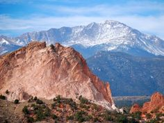 """Pikes Peak is the highest summit of the southern Front Range of the Rocky Mountains of North America. The mountain is named in honor of American explorer Zebulon Pike who was unable to reach the summit. In July 1893, Katharine Lee Bates wrote the song """"America the Beautiful"""", after having admired the view from the top of Pikes Peak. Bates originally wrote the words as a poem, """"Pikes Peak"""", first published in the Fourth of July edition of the church periodical The Congregationalist in 1895."""