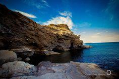 Acantilado Castillo San Roman (Cabo de Gata)