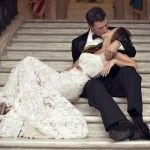 20+ Heart-melting Wedding Kiss Photo Ideas