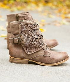 Not Rated Crunchiness Boot - Women's Shoes   Buckle