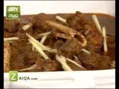 Hyderabadi Matka Gosht by Chef Mehboob   Zaiqa
