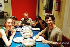 Colombia,  Germany and Australia having dinner at our hostel.  Kitchen area for all our guests 🍴 #tourists #backpack #backpacking #trip #trippin #travel #travelgram #surf #surfparadise #backpack #backpacking #summer #summertime #colors #friends #hostel #pacasmayo #peru #dinner by (pacasmayobackpackers) peru #tourists #summer #summertime #travel #trip #colors #travelgram #backpacking #hostel #surfparadise #trippin #dinner #backpack #surf #pacasmayo #friends #meetingprofs #eventprofs #travel…