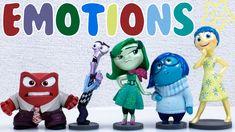 Apprendre les émotions avec nos amis du dessin animé Vice-Versa Vice Versa, French Resources, Social Emotional Learning, Les Sentiments, Vocabulary Words, Smurfs, Religion, Film, Fictional Characters