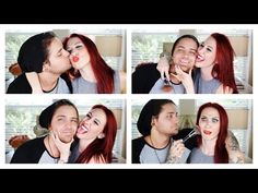Husband Does My Makeup Tag | Jaclyn Hill - YouTube