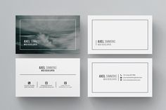 Clean multipurpose business card template Ideal for personal identity. This super clean design has been crafted for the true professionals. Fully editable template, very easy to use and customize in Adobe Photoshop, Illustrator, Indesign & MS Word. Business Brochure, Business Card Logo, Business Card Design, Creative Business, Unique Business Cards, Kreative Jobs, Dr Logo, Nails Studio, Id Card Design