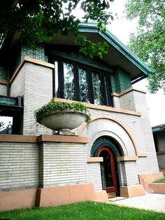 Dana-Thomas House -Springfield IL  1902