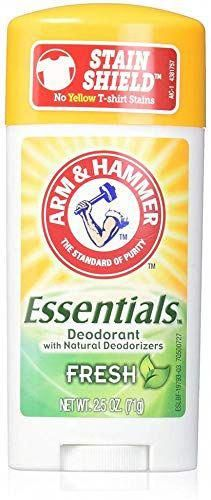 New ARM HAMMER Essentials Natural Deodorant Fresh 2.50 oz (Pack of 8). Beauty [$28.2] from top store wehaveover #BakingSodaDryShampoo Best Shampoo For Dandruff, Shampoo For Curly Hair, Clarifying Shampoo, Best Shampoos, Baking Soda Dry Shampoo, Honey Shampoo, Natural Shampoo, Natural Deodorant, Baking Soda And Honey
