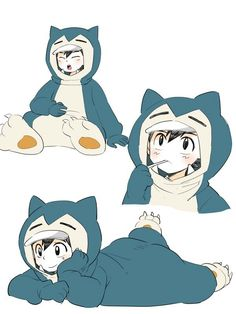 Ash Ketchum dressed as Snorlax ^. Pokemon Ash Ketchum, Ash Pokemon, Pokemon Pins, Cute Pokemon, Pokemon Stuff, Pokemon Costumes, Pokemon Cosplay, Pokemon Adventures Manga, Pokemon Kalos