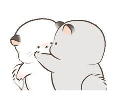 Cute Cartoon Images, Cute Couple Cartoon, Cute Love Cartoons, Cute Cartoon Wallpapers, Cute Love Pictures, Cute Love Gif, Cute Love Couple, Kawaii Stickers, Cat Stickers