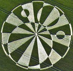 Crop Circle Season 2010 : June Formations   Psychedelic Adventure