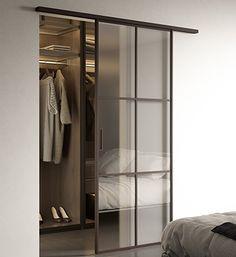 Divider, House Design, Room, Furniture, Home Decor, Google, Master Bedroom, Walk In Closet, Minimalist