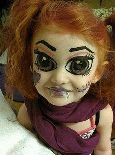 halloween makeup | My favorite pins | Pinterest | Halloween makeup ...