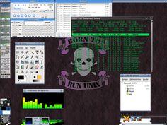 El Mundo de Ubuntu: Enlightenment, también conocido simplemente como E, es un gestor de ventanas ligero para UNIX y GNU/Linux