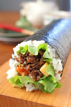 Japanese Food, Sushi, Mexican, Meals, Cooking, Ethnic Recipes, Foods, Party, Kitchen