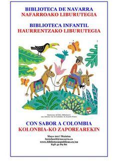 Con sabor a Colombia / Kolonbia-ko zaporearekin