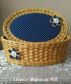 Natalya Sapsueva | VK Newspaper Basket, Newspaper Crafts, Paper Furniture, Wicker Furniture, Willow Weaving, Basket Weaving, Paper Weaving, Cozy House, Wicker Baskets