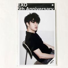 [Limited] SM TOWN SUM EXO Debut 5th Year Anniversary 4 x 6 Photo Set MAMA B