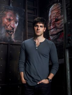 Handsome David Giuntoli
