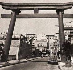 Rua Galvano Bueno - Liberdade, 1975