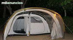 . tienda quechua T6.2, para 6 personas
