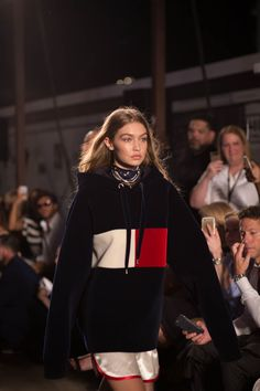Tommy Hilfiger NYFW 2017 Spring Collection on Hello Fashion Blog