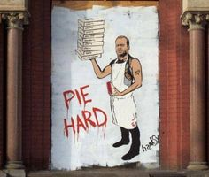 If Banksy Opened a Pizza Chain