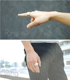 What It Is: Ring ($165) is a unisex smart ring.  What It Does: Lets you control anything — send texts, control home appliances, make payments, and more. http://bit.ly/1rpi1pz