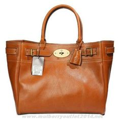 6d4d9f76a6 Womens Mulberry Bayswater Leather Toter Bag Light Coffee Outlet Online