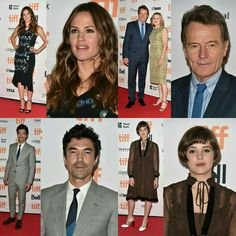 #JenniferGarner makes a red carpet appearance at the #Wakefield premiere held during the #TIFF2016 yesterday. The actress was joined at the event by her co-stars @bryancranston, @iananthonydale, and #VictoriaBruno, as well as writer-director #RobinSwicord - Jennifer wore a @peterpilotto dress (📸 Getty)