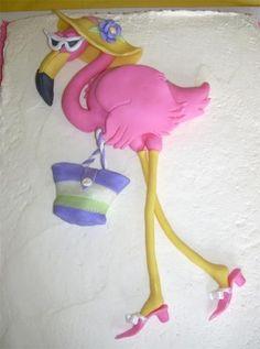 flamingo cake - Bing Images