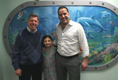 """A big New York Thank You to Comella Orthodontics for naming Dr. Doron Kochman of Pittsford Pediatric Dentistry your DENTIST OF THE MONTH for February 2014.  Dr. Kochman was nominated by Sara Roode, the January winner of """"Patient of the Month"""" at Comella Orthodontics.  To read the featured article on Comella Orthodontics' website, click this link: http://www.comellaortho.com/featured-dentist.php or click on the picture above!"""